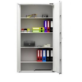 Szafa na dokumenty SD2/S1 185D, klasa S1 (TYP 2) dwu - drzwiowy