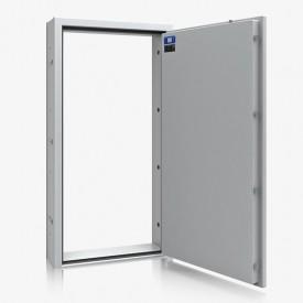 ISS Drzwi skarbcowe antywłamaniowe DRESDEN - FREITAL 17090