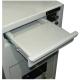 Konsmetal Sejf wrzutowy MLW + WSX 67 z szufladą wrzutową