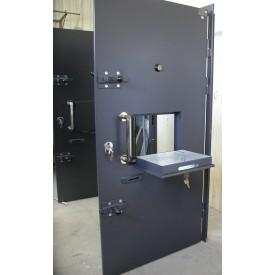 Drzwi do cel i aresztów J&W - 1/DCW