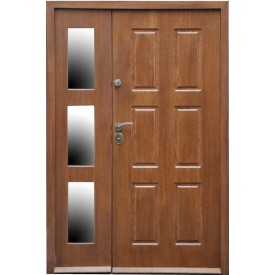 Drzwi antywłamaniowe zewnętrzne DONIMET DC3.1/2