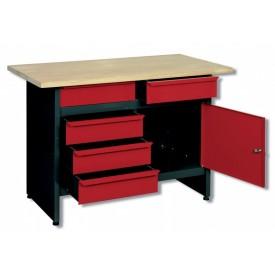 Metalkas stół warsztatowy TG - SW 5