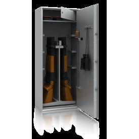 ISS Szafa na broń długą z wysuwanym modułem na teleskopach FREIBURG M61