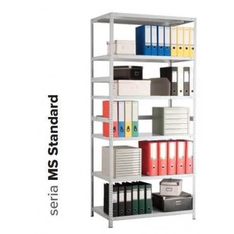 Regał metalowy MS Standard 200/KD/100x60/4