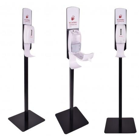 Kastell stacja do dezynfekcji rąk ze stojakiem - model NAIROBI