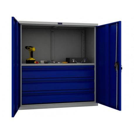 Szafa warsztatowa metalowa TC - 1095 001030