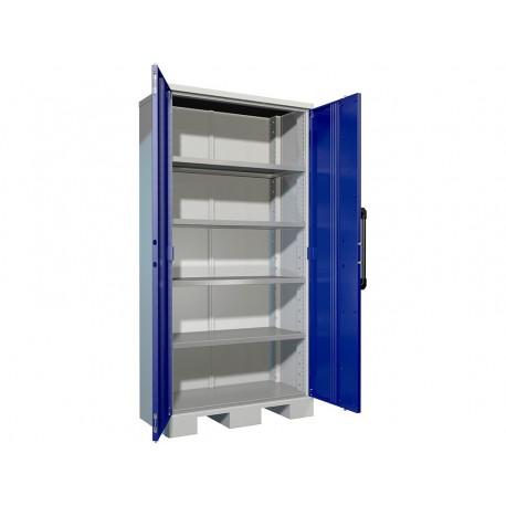 Ciężka szafa warsztatowa na narzędzia AMH TC 004000