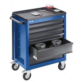 Wózek narzędziowy WN 5S z 137 narzędziami