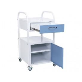 Szafka medyczna MD TPL-5 na kółkach