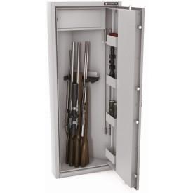 Konsmetal Szafa narożna na broń długą MLB 150/NR