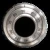 Zamiana zamka kluczowego na mech. szyfrowy La Gard 3390